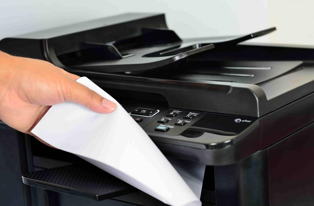 consommation papier imprimante entreprise