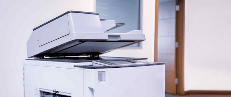 consommation electrique photocopieur
