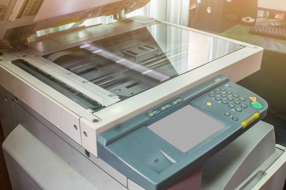 photocopieur analogique