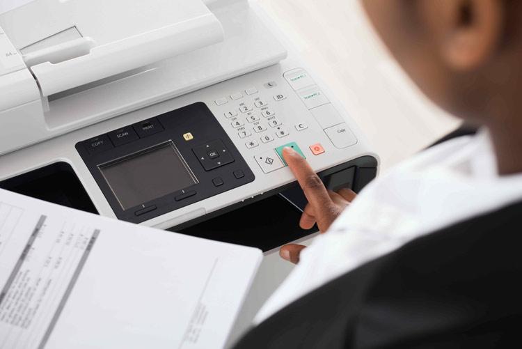 fiche technique photocopieur