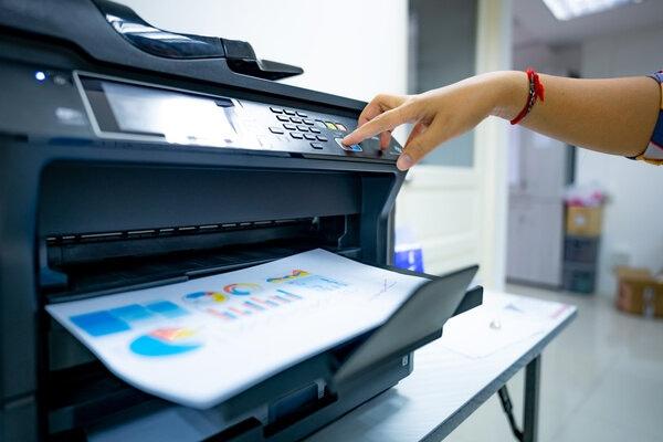 Location de photocopieur couleur