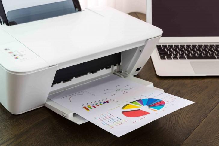 Imprimante multifonction jet encre