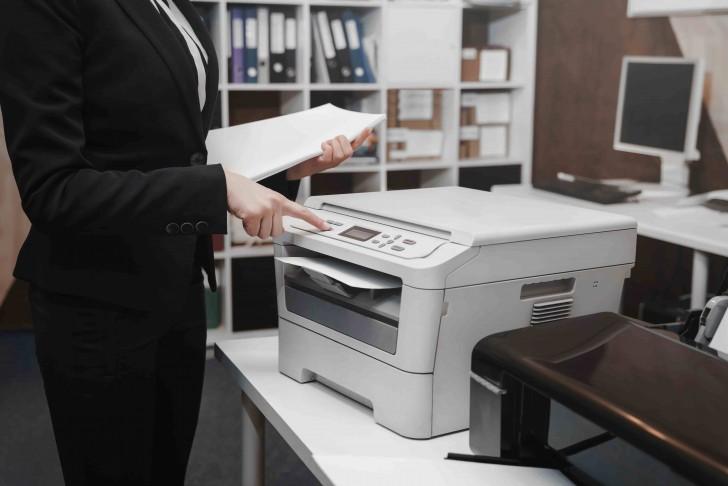 imprimante multifonction photocopieur
