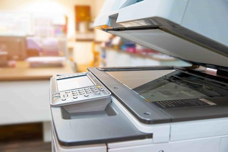 photocopieur impression couleur