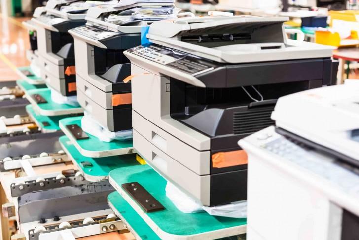 photocopieur reconditionné