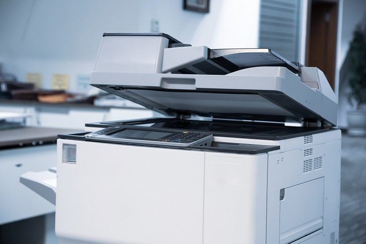 photocopieuse scanner laser