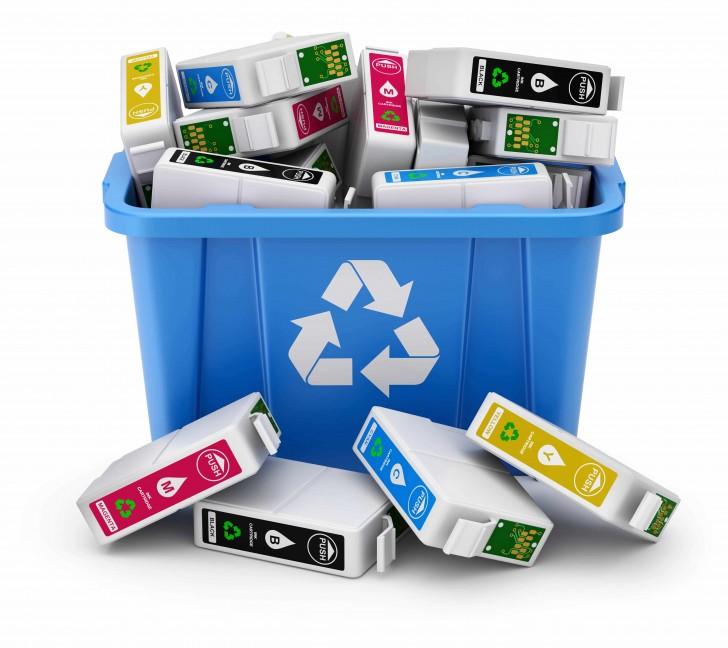 recyclage cartouche imprimante