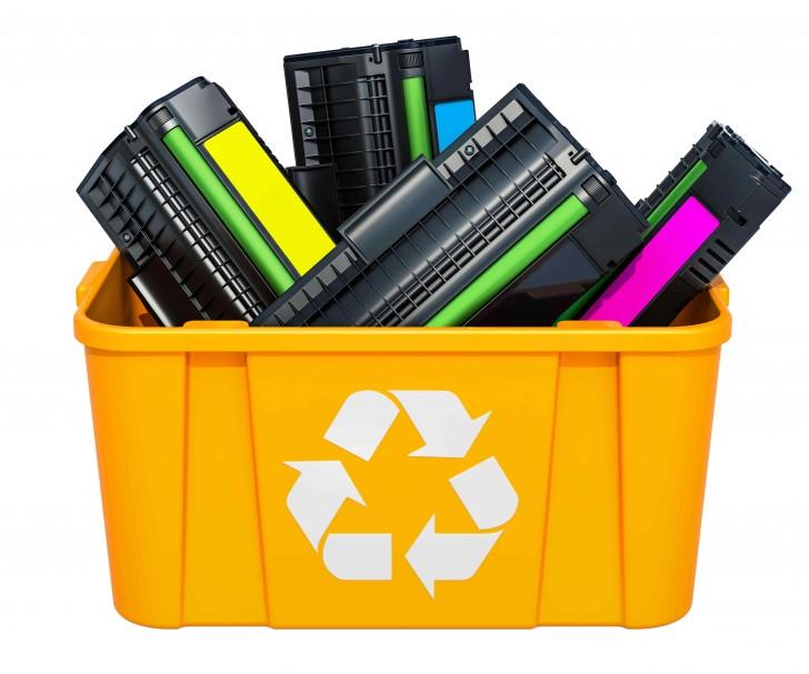 recyclage toner cartouche encre