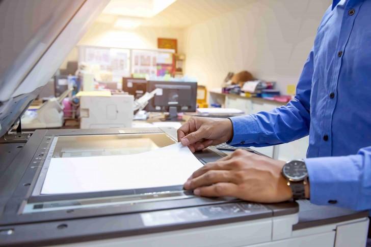 Contrat entretien photocopieur