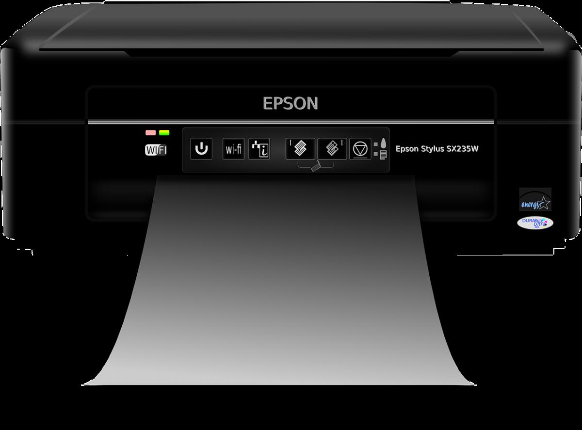 Les photocopieurs et imprimantes Epson