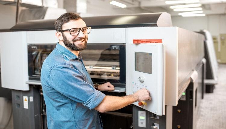 Le métier de technicien imprimeur reprographe